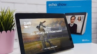 Amazon Echo Show 2nd Gen Unboxing & Overview