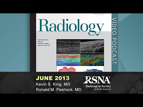 White Matter Hyperintensities (June 2013 Radiology Podcast)