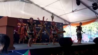 Anggalang-Magunatip Dance (Murut Culture)
