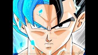 Dragon Ball Super/Z Goku V.s Gohan「AMV」- Imagine Dragons MashUp