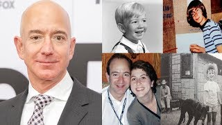 Unknown Interesting Facts About Jeff Bezos || Pastimers