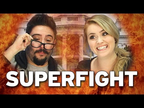 Superfight: Extended Edition - Part One!