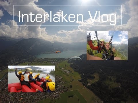 #6 Insane Outdoor Adventures in [Interlaken, Switzerland]