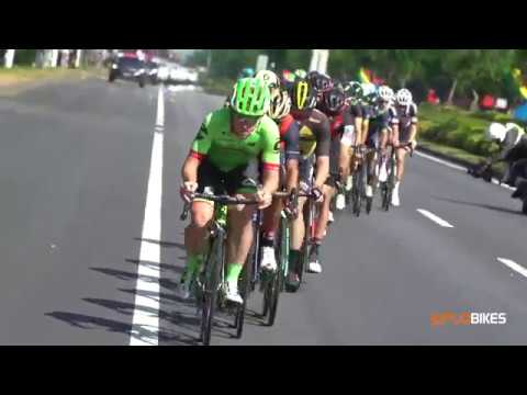 Tour Of Guangxi Stage 1 Highlight Video