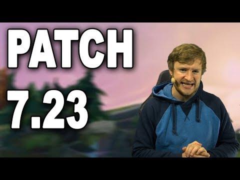 Patchnotes-Rundown 7.23 - Kein Kleptomancy Nerf?[Deutsch]