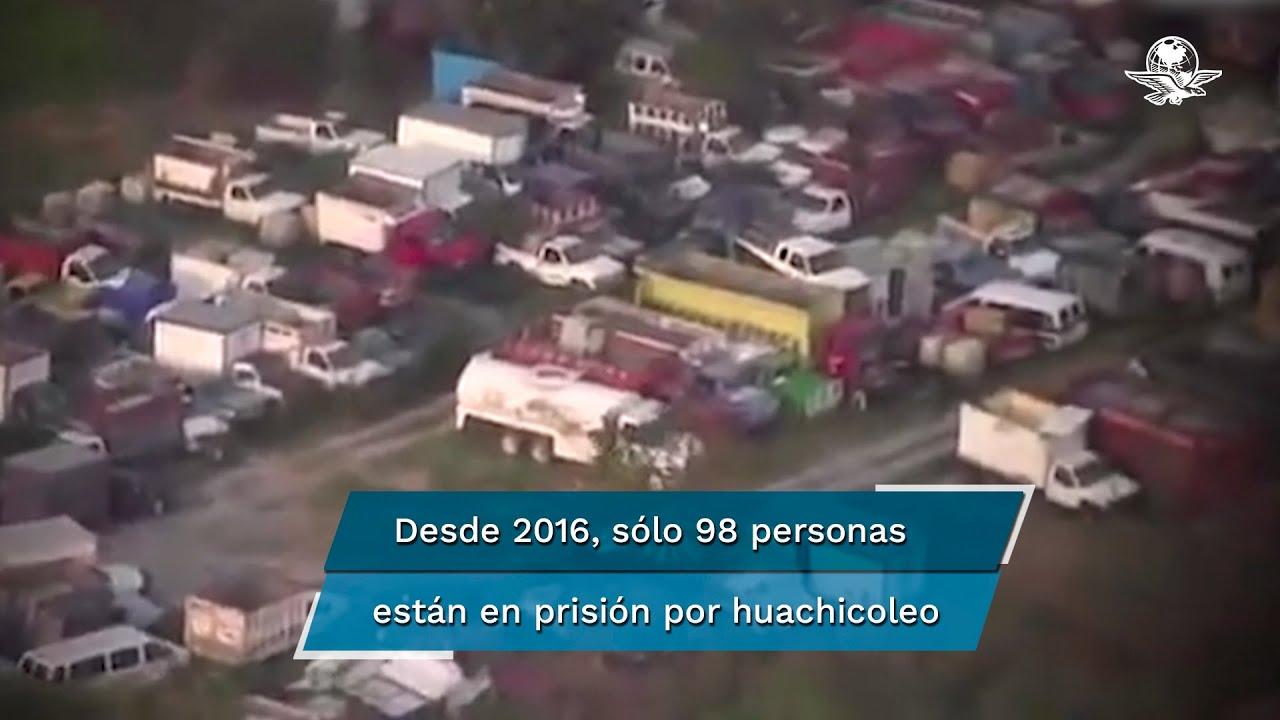 Imparable, saqueo de combustible a Pemex