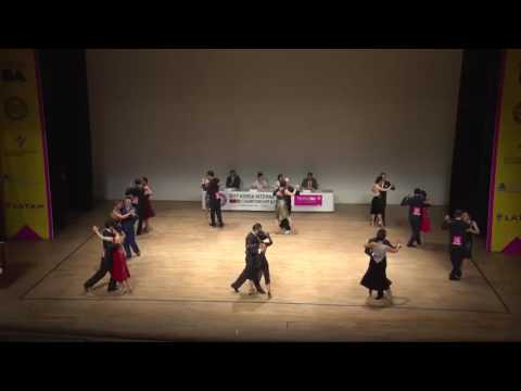 Ronda C, Semi-Finale, Tango De Pisat, 2017 Korea International Tango Championship ,