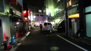 Getting lost in Tokyo  - going to the studio