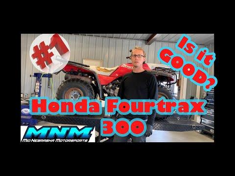 Honda Fourtrax 300