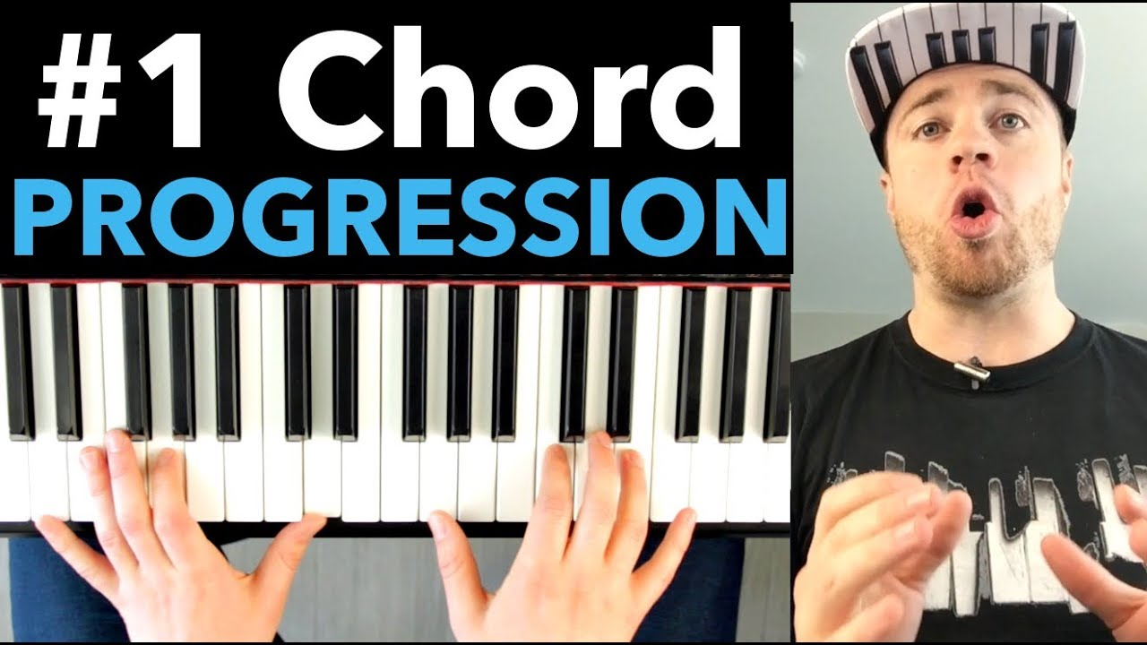 Best Piano Chord Progression for Beginners by FAR   Best Piano Tips