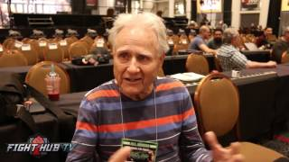 "Larry Merchant feels UFC found a way to ""market street fights"""