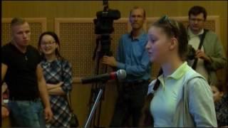 Для одаренных детей области Дмитрий Маликов провел шоу