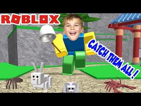 CATCH THEM ALL! in ROBLOX PET ESCAPE