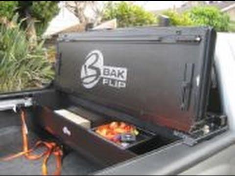 Bak Box 2 Tonneau Tool Pickup Truck Box Youtube