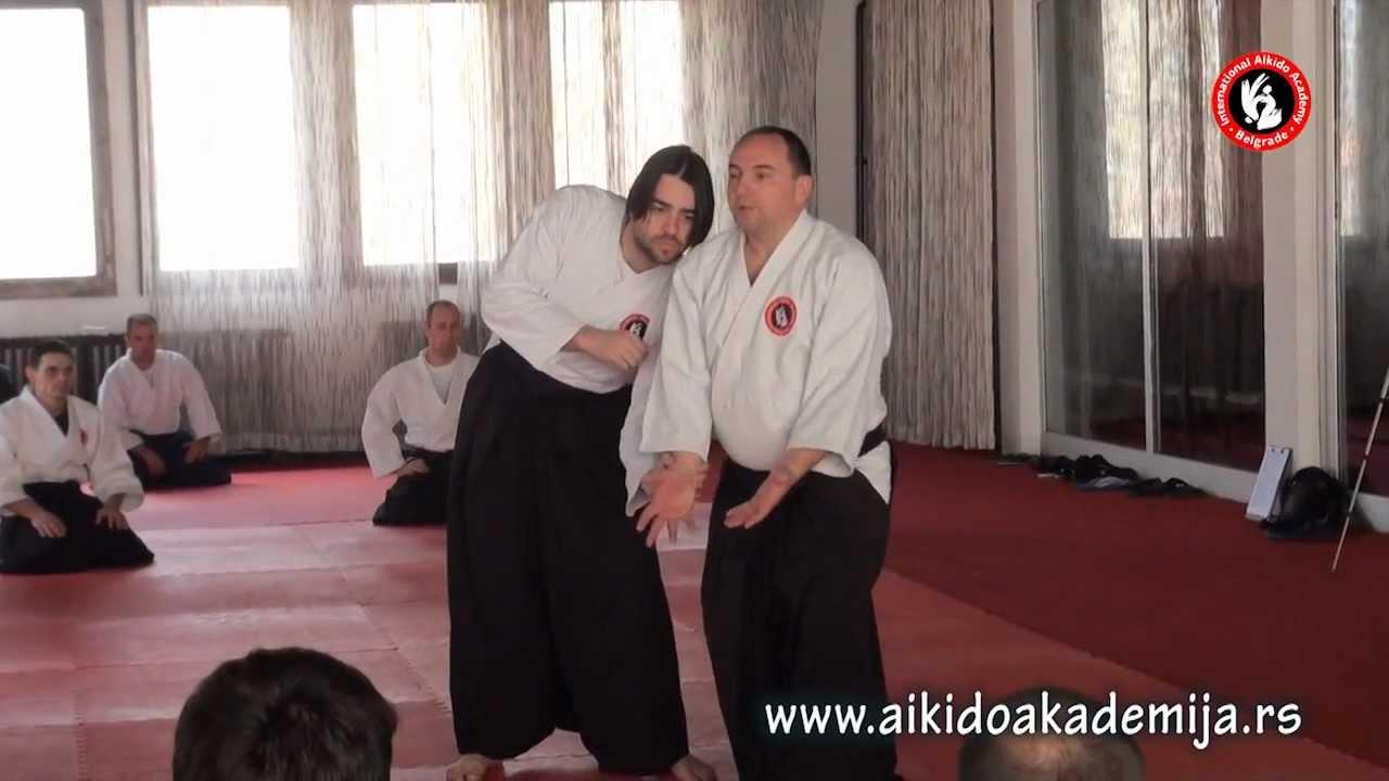 Aikido Seminar - Soko banja 2012