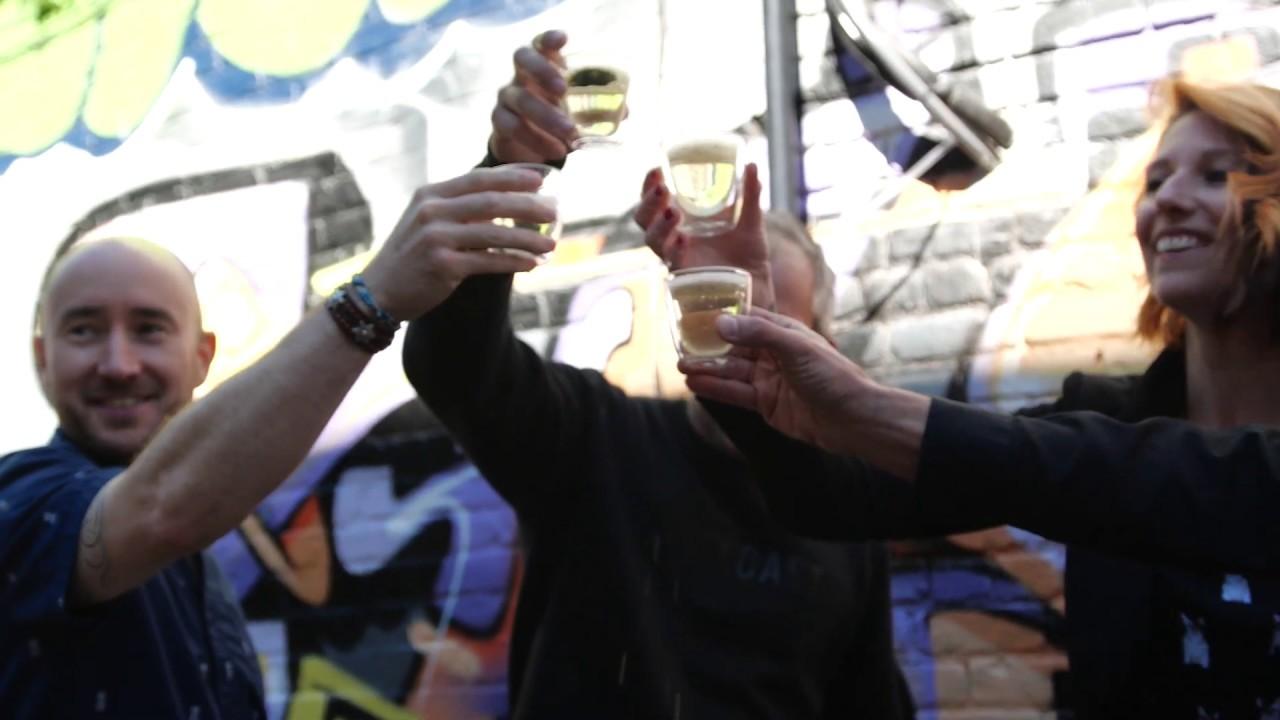 Vlog HOOKed E02 - Investisseurs. Présentations et célébration au champagne!!