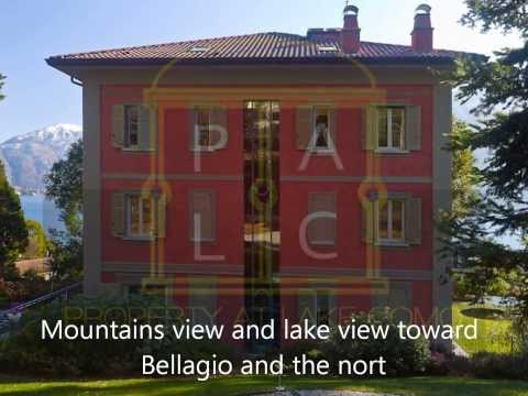 Exclusive Villa On Lake Como With Park And Indoor Swimming