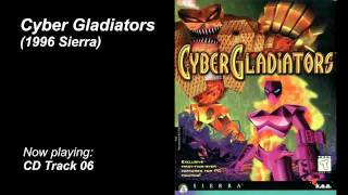 Cyber Gladiators Soundtrack-Part 2