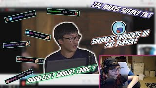 C9 Sneaky | Fake News ft. Doublelift