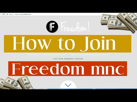 How to join freedom mnc youtube partner programme || very fast and esasy || join freedom in hindi
