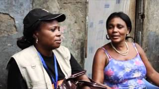 Programme prise en charge des jeunes filles des rues