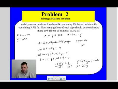 Ch6 4 Applications Of Linear Systems4 Youtube