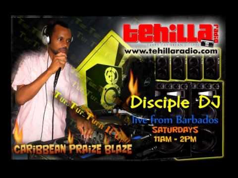Gospel Reggae in Caribbean Praize Blaze 18th August 2012.wmv