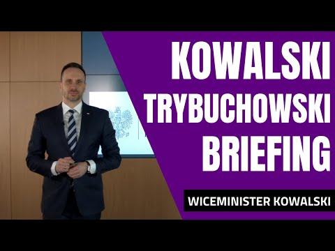 Briefing: Janusz Kowalski, Maciej Trybuchowski - Reforma Kodeksu spółek handlowych, eVoting