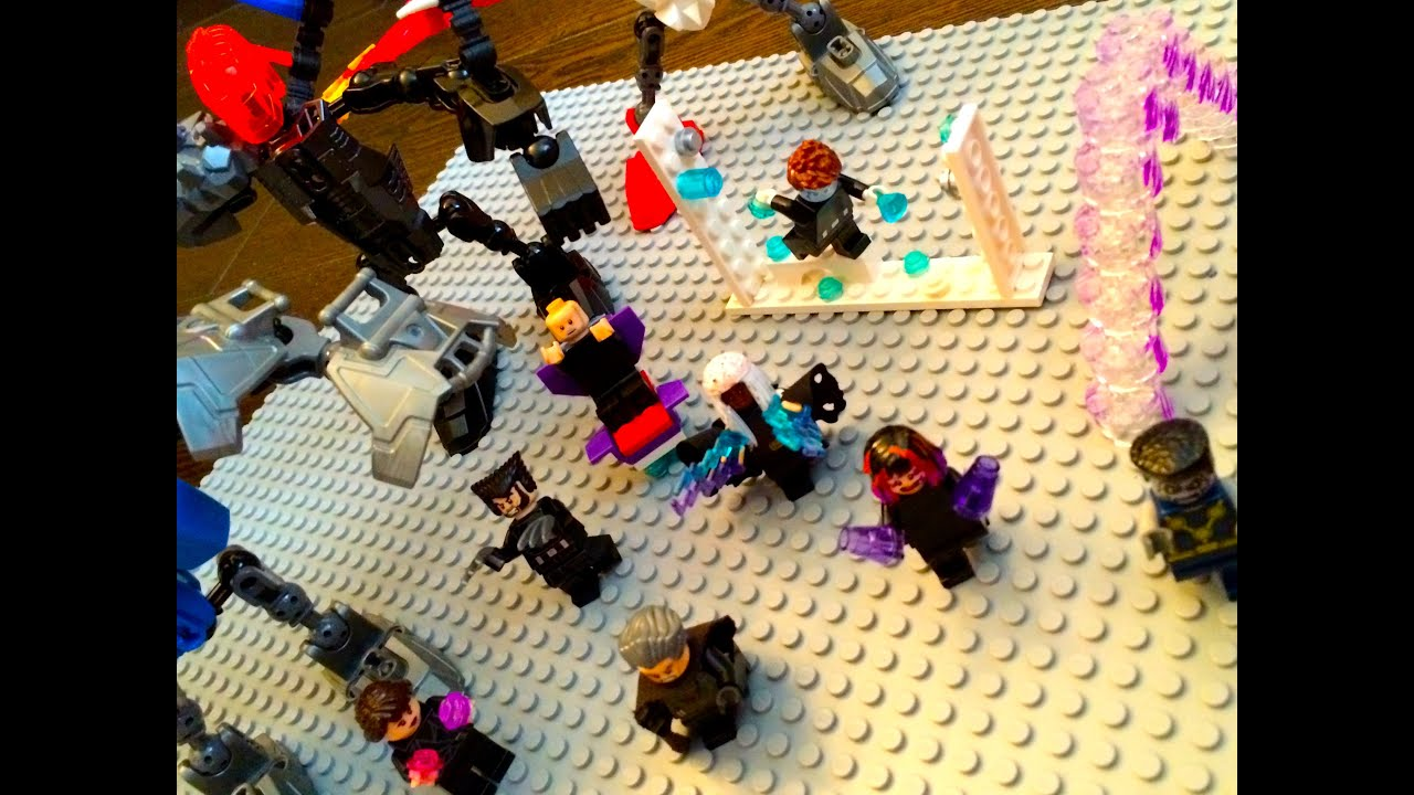 Фигурка LEGO Wolverine Росомаха - YouTube