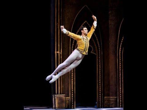 RAYMONDA III acto Iñaki Urlezaga Ballet Nacional Danza