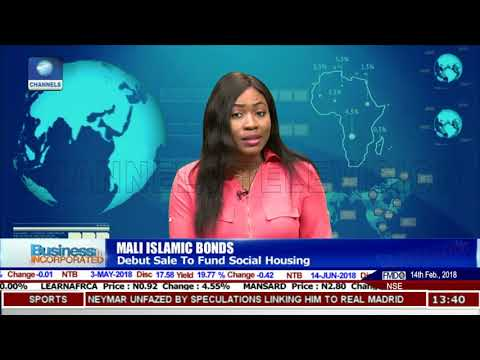 Mali Islamic Bonds Debut Sale To Fund Social Housing |Business Incorporated|