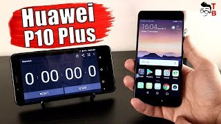 Huawei P10 Plus - Battery Drain Test and Charging Time