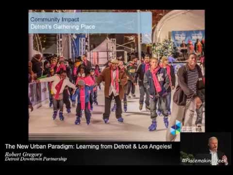 The New Urban Paradigm: Learning for Detroit & Los Angeles (PLF 2016)