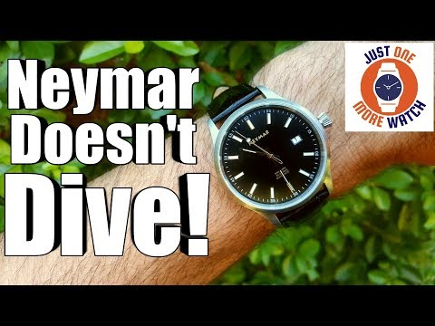 A Neymar That Isn't A Diver ;) - Review And Competition!