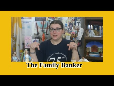 Summer Book Club: Family Banker