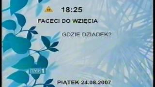 Zakończenie dnia na Pr. Pierwszym 23/24.08.2007r.