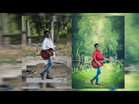 Adobe Photoshop 7 Photo Editing Tutorial | Very Easy