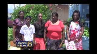 Channel 8 News - Monday, May 13, 2013