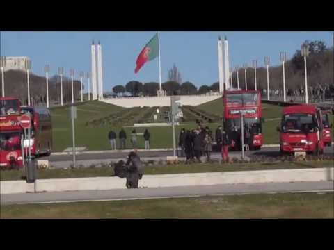 Lisbon, Portugal: Avenida da Liberdade