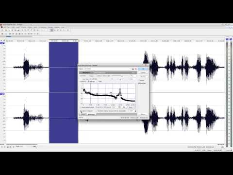 Sound Forge - Noise Reduction
