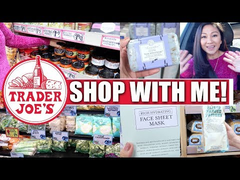 Trader Joe's Shop With Me! #2