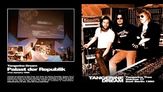 Tangerine Dream - East Berlin, 1980 (Tangerine Tree Vol. 17 re-release)