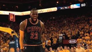 """16"" - Game 7 Cleveland Cavaliers NYEH Entertainment Hype Joint"