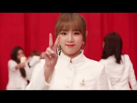 IZ*ONE - La Vie en Rose MV Behind The Scene