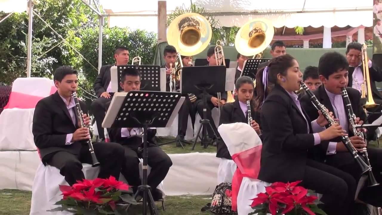 Cotija Pamatácuaro Michoacán Banda Sinfónica Juvenil ...