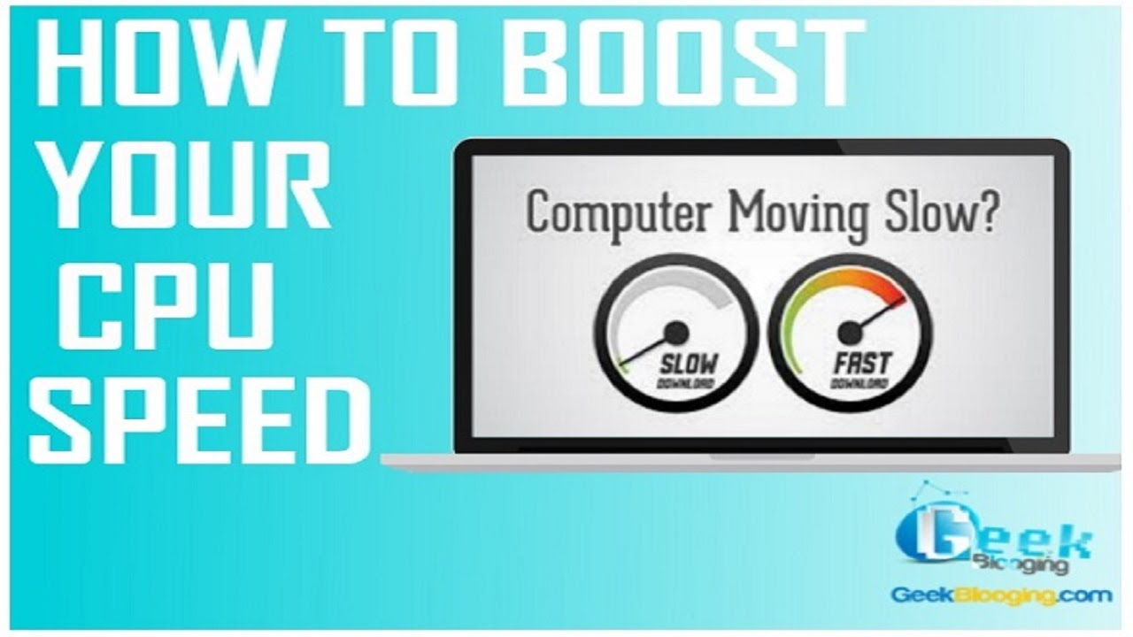 How to Improve Computer Speed Performance images