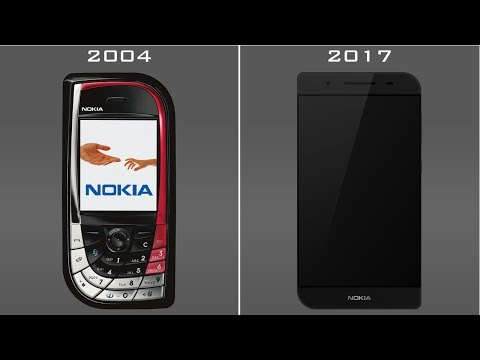 NOKIA 7610 Concept 2017 : The Return of Legendary Phone