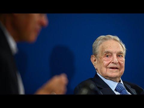 afpde: Soros: Trumps Narzissmus ist pathologisch | AFP