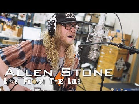 "Allen Stone - ""Naturally"" (TELEFUNKEN Live From the Lab)"