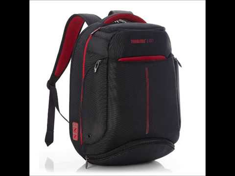 Terminus Charger - Special IT Savvy Laptop Backpack With Multiple Compartments